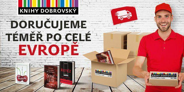 Knihy Dobrovský neznají hranice – nyní posíláme balíčky téměř do celé Evropy! - titulní obrázek