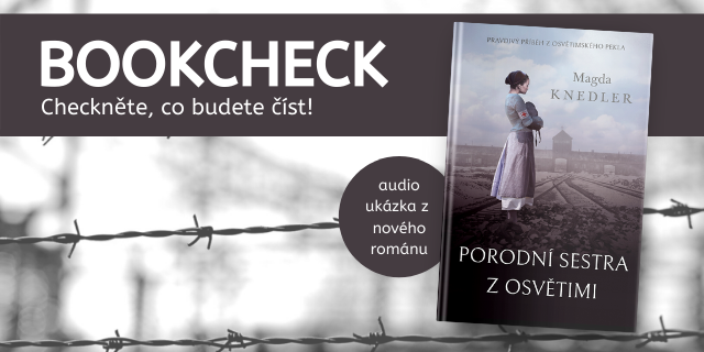BOOKCHECK #28: Porodní sestra z Osvětimi - titulní obrázek