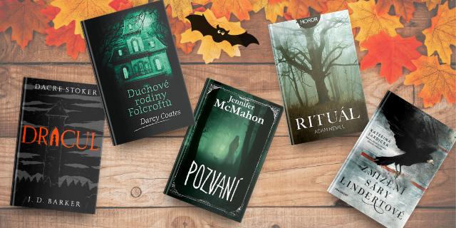 Halloweensko-dušičkové čtení - titulní obrázek