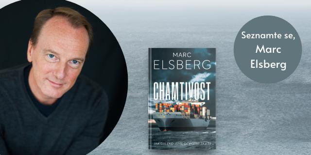 """Marc Elsberg: """"Kapitalismus by mohl být mnohem lepší, než jak jej známe dnes"""" - titulní obrázek"""