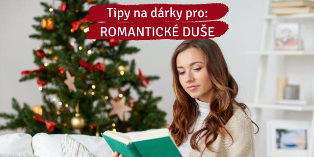 Tipy na vánoční dárky ve znamení romantiky i lechtivého čtení - titulní obrázek