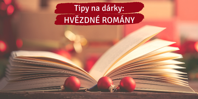 Vánoční tipy na hvězdy mezi romány - titulní obrázek