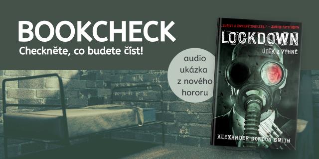 Bookcheck #34 - Lockdown - titulní obrázek