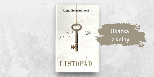 Listopád - ukázka z nové knihy A. Mornštajnové - titulní obrázek