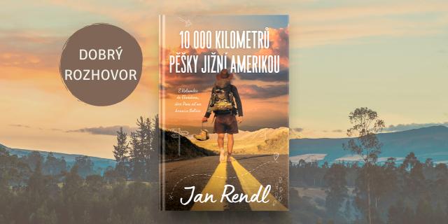 Poslechněte si Dobrý rozhovor s Janem Rendlem - titulní obrázek