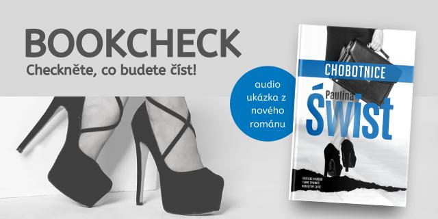 Bookcheck #37 - Chobotnice - titulní obrázek