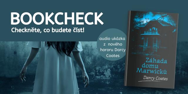 Bookcheck #38 - Záhada domu Marwicků - titulní obrázek
