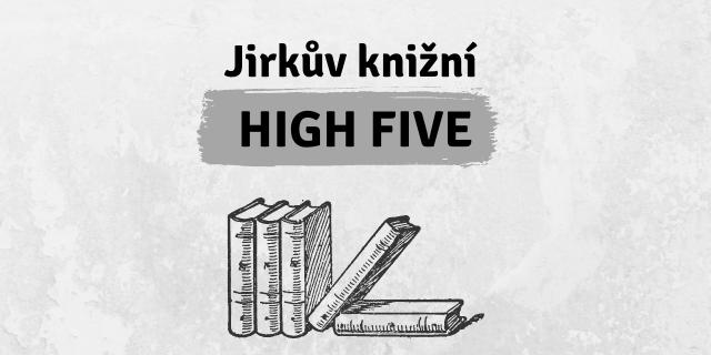 Jirkův knižní HIGH FIVE - titulní obrázek