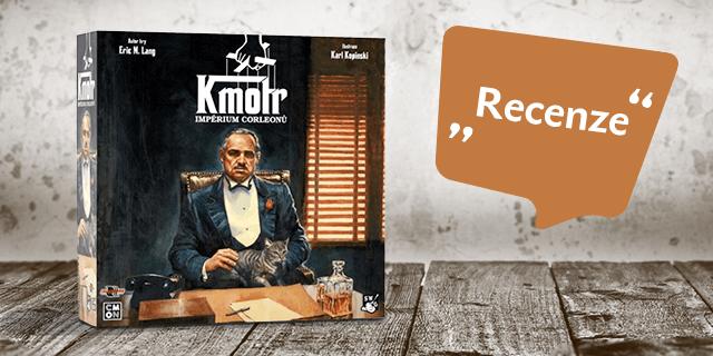 DOHRÁNO: Recenze hry Kmotr - titulní obrázek
