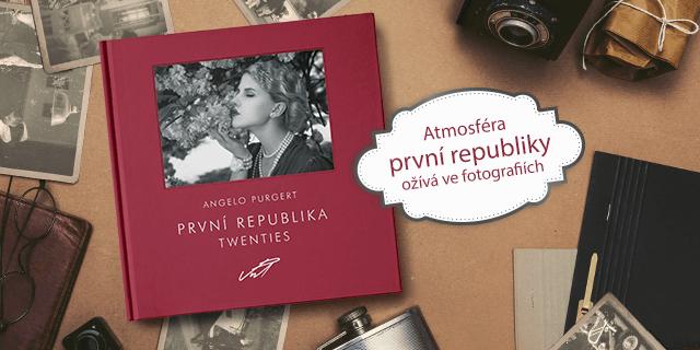 Angelo Purgert pomáhá svými fotografiemi inspirovanými první republikou - titulní obrázek