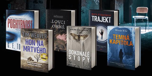 Temnota, kam se podíváš: Knihy s mrazivým příběhem - titulní obrázek