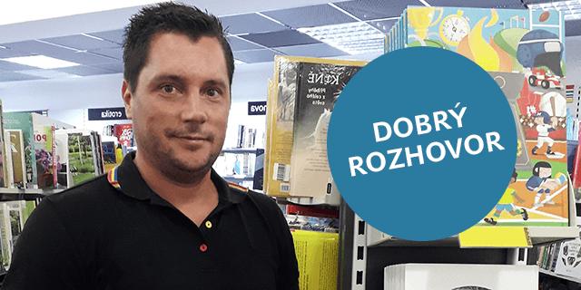 Rozhovor s Jiřím Ladmanem, sportovním fanouškem a vedoucím prodejny na Zličíně - titulní obrázek