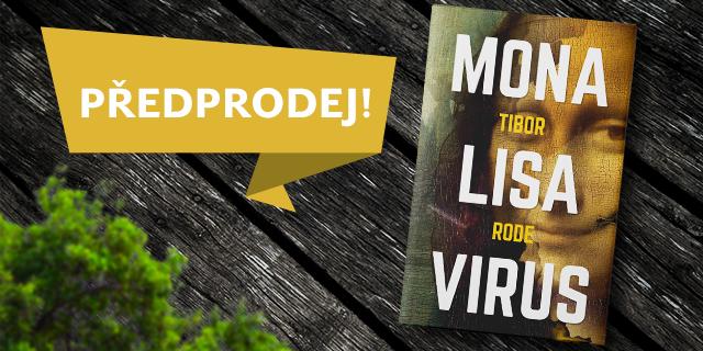 Mona Lisa Virus - thriller ve stylu Dana Browna - titulní obrázek