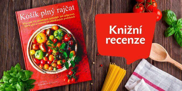 Letní recepty v košíku plném rajčat! - titulní obrázek