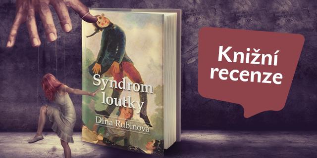 Syndrom loutky - knižní recenze - titulní obrázek