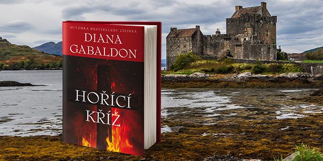 Hořící kříž již na knižních pultech: Jamie a Claire na prahu dalšího povstání - titulní obrázek
