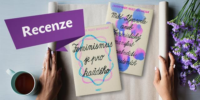 RECENZE: Malé knížky plné velkých myšlenek - titulní obrázek