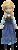 Ledové království - zpívající plyšová panenka -