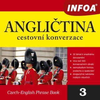 03. Angličtina - cestovní konverzace + CD - kolektiv autorů