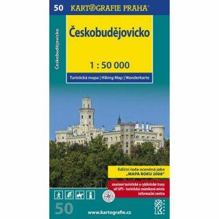 1: 50T (50)-Českobudějovicko (turistická mapa)