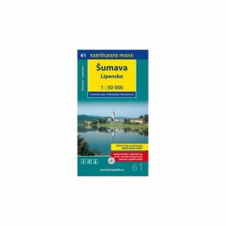1: 50T (61)-Šumava, Lipensko (turistická mapa)