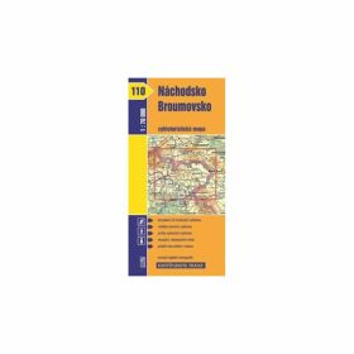 1: 70T(110)-Náchodsko, Broumovsko (cyklomapa)