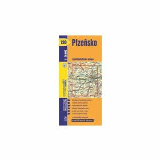 1: 70T(120)-Plzeňsko (cyklomapa)