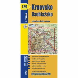 1: 70T(129)-Krnovsko,Osoblažsko (cyklomapa)