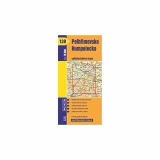 1: 70T(139)-Pelhřimovsko,Humpolecko (cyklomapa)