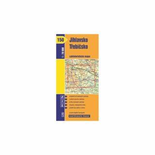 1: 70T(150)-Jihlavsko,Třebíčsko (cyklomapa)