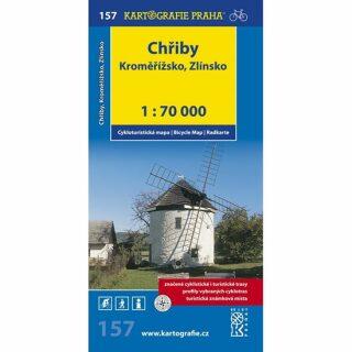 1: 70T(157)-Chřiby,Kroměřížsko,Zlínsko (cyklomapa)
