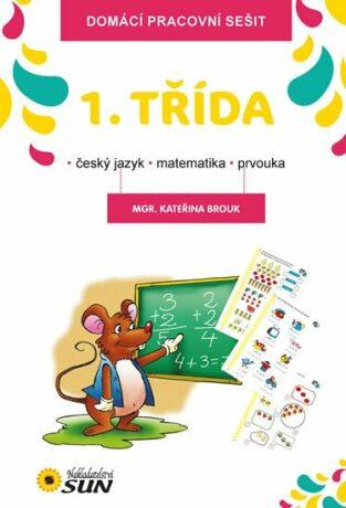 1.třída (český jazyk, matematika, prvouka) - Brouk Kateřina