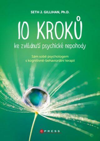 10 kroků ke zvládnutí psychické nepohody - PhD., Seth J. Gillihan