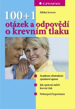 100+1 otázek a odpovědí o krevním tlaku - Eliška Sovová - e-kniha