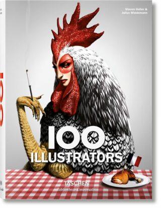 100 Illustrators - Steven Heller