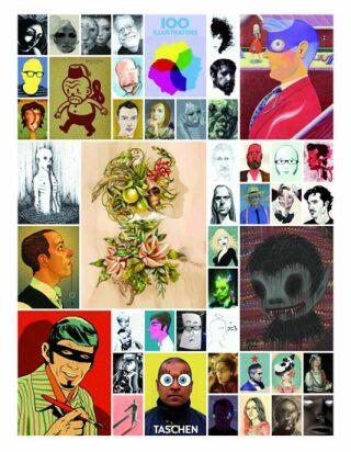 100 Illustrators / 100 Ilustrátorů - Steven Heller,Julius Wiedemann,