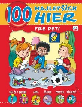 100 najlepších hier pre deti -