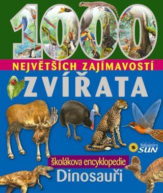 1000 největších zajímavostí – Zvířata - neuveden