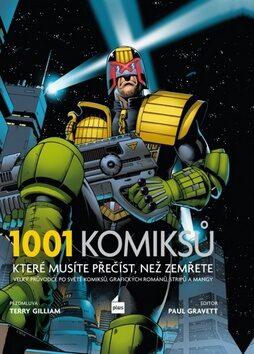 1001 komiksů, které musíte přečíst, než zemřete - Christopher Gravett