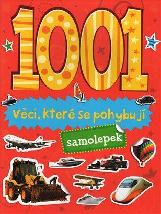 1001 samolepek - Věcí, které se pohybují - neuveden