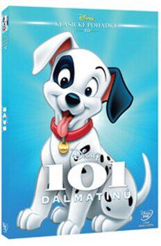 101 Dalmatinů - Edice Disney klasické pohádky - neuveden