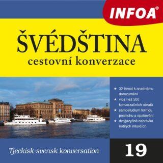 19. Švédština - cestovní konverzace + CD - kolektiv autorů