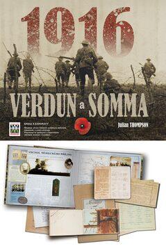 1916 Verdun a Somma - Julian Thompson
