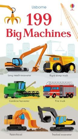 199 Big Machines - Jessica Greenwell