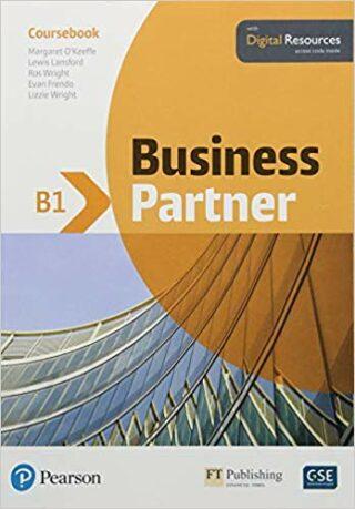Business Partner B1 Coursebook with Basic MyEnglishLab Pack - Margaret O'Keeffe
