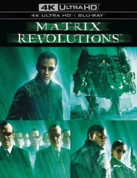 Matrix Revolutions -