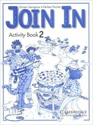 Join in 2 - Activity book - Herbert Puchta