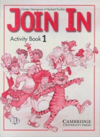 Join in 1 - activity book - Herbert Puchta