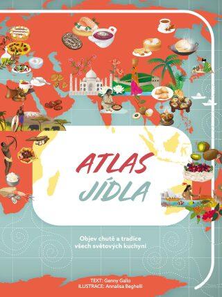 Atlas jídla - Genny Gallo