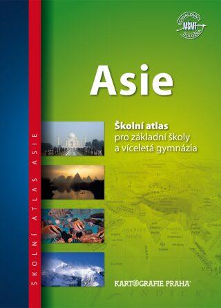 Asie Školní atlas - neuveden